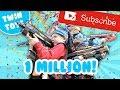 Nerf War:  One Million Subscribersmp3