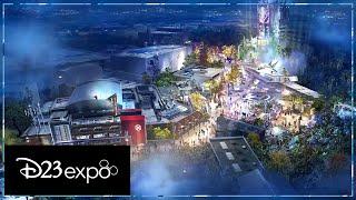 Avengers Campus: Coming to Disney California Adventure Park and Disneyland Paris!