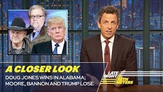 Doug Jones Wins in Alabama; Moore, Bannon and Trump Lose: A Closer Look