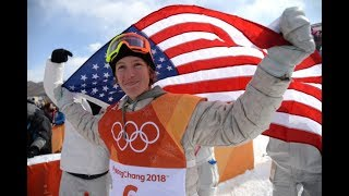 Let's meet Red Gerard He is 17. Who won the first U.S. gold medal