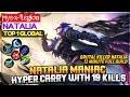 Natalia Maniac, Hyper Carry With 19 Kill...mp3