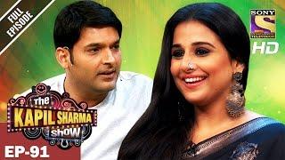 The Kapil Sharma Show - दी कपिल शर्मा शो - Ep - 91 -Team Begum Jaan In Kapil