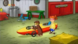 Coco, der neugierige Affe - S05E02 - Das Seifenkistenrennen