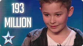 Our most watched Audition EVER! | Britain