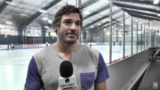 Talking Hockey With Zach Redmond