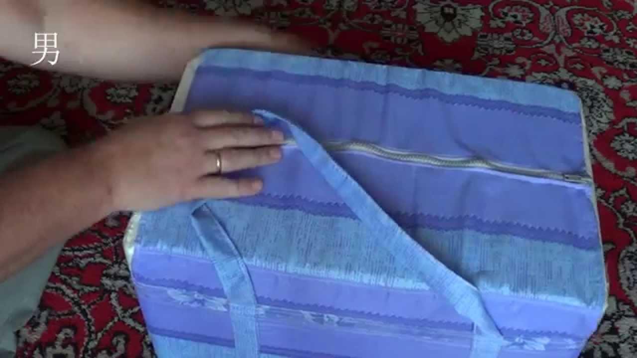 Изготовление сумки холодильника своими руками