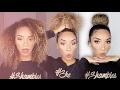 Easy BUN for CURLY Hair! (Talk-Thru)mp3