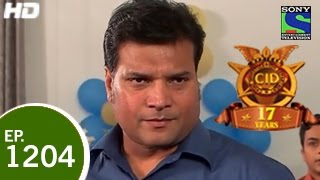 CID - सी ई डी - Khooni Chasma - Episode 1204 - 15th March 2015