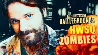 Wir JAGEN das HWSQ im Zombie Modus 🎮 PUBG Zombies