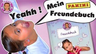 ERSTES YOUTUBER FREUNDEBUCH von Panini - die Sensation !!! | MILEYS WELT