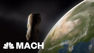 A Large Asteroid Is About To Pass By Earth | Mach | NBC News