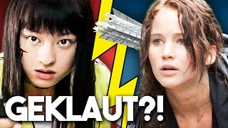Hat HUNGER GAMES von DIESEM FILM geklaut?! | Film-Vergleich! | BATTLE ROYALE