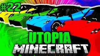 NUR 8.999.999€?! - Minecraft Utopia #022 [Deutsch/HD]