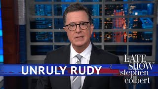Rudy Giuliani Doesn