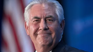 Rex Tillerson in 90 seconds