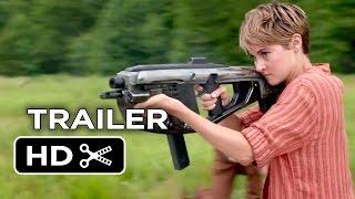 Insurgent TRAILER 1 (2015) - Shailene Woodley, Miles Teller Sci-Fi Action Movie HD