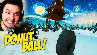 DER DONUT-BALL IST BRUTAL SCHNELL  0.o !! | Rock of Ages 2 (Part 4)