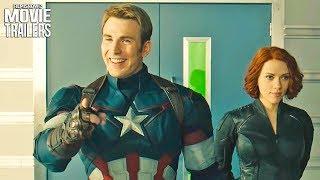 MARVEL Superhero Movies Bloopers Gag Reel Compilation