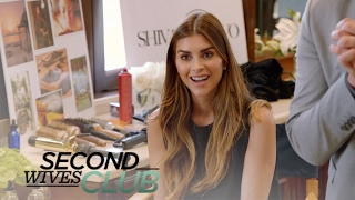 Shiva Safai Has the Ultimate Party in Her Bathroom | Second Wives Club | E!