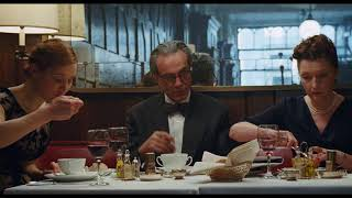 "Movie Review ""Phantom Thread"" | Richard Roeper Reviews"