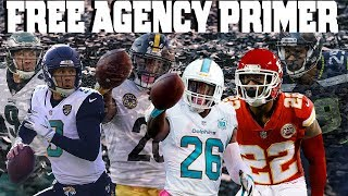 NFL Free Agency Preview: Big Names, Sleeper Studs, Risky Signings & More | Around the NFL