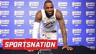 Eddie House says LeBron James gave up in 2011 NBA Finals   SportsNation   ESPN
