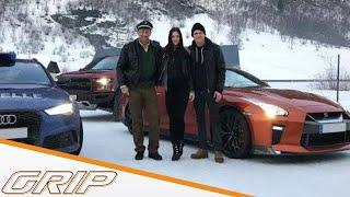 Der perfekte Fluchtwagen für den Winter - GRIP - Folge 430 - RTL2