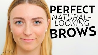 Perfect Natural-Looking Brows with Kimiko Beauty | Beauty Bytes