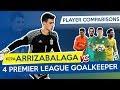KEPA ARRIZABALAGA vs 4 PREMIER LEAGUE GO...mp3