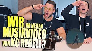 Wir im Musikvideo von KC Rebell?! | inscope21