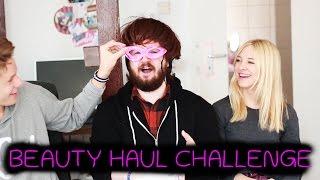 BEAUTY HAUL CHALLENGE!