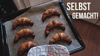 Croissants selbst backen!