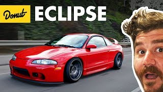 Mitsubishi Eclipse - Everything You Need To Know | Up to Speed