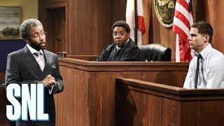 Courtroom - SNL