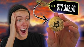 I BOUGHT A BITCOIN ON EBAY FOR $1000!