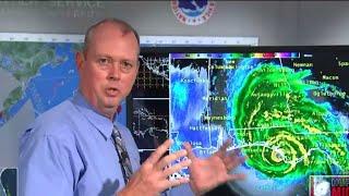 "Latest forecast as ""incredibly dangerous"" Hurricane Michael makes landfall"