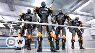 Will robots steal our jobs? – The future of work (1/2)   DW Documentary