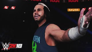 WWE 2K18 Enduring Icons DLC Pack now available