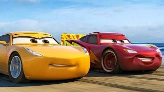 CARS 3 Trailer 1 - 3 (2017)