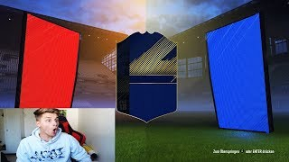 IN JEDEM PACK 1 WALKOUT!! 💎🔥 Fifa 18 Pack Opening Fut Champions Rewards Ultimate Team