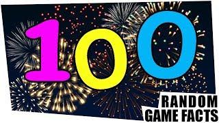 GESCHAFFT!!! - das große Jubiläum - Random Game Facts #100
