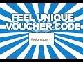 Feel Unique Promo Code, Voucher Codes an...mp3