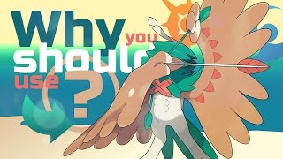 Why You Should Use Decidueye In Pokemon Sun and Moon! (ft. foofootoo)