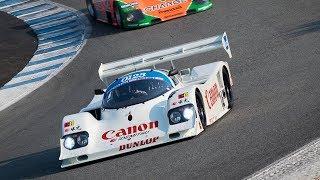 1981-1991 IMSA GT Prototypes - 2017 Rolex Monterey Motorsport Reunion