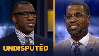 Stephen Jackson on Luke Walton: He was on the hot seat when he left Golden State | NBA | UNDISPUTED