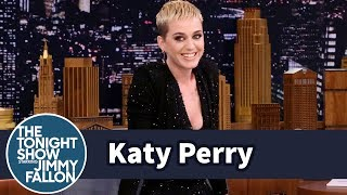 Katy Perry Explains That Eye in Her Mouth on the Witness Album Cover