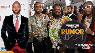Migos And Joe Budden Nearly Brawl Out After Tense Interview At The BET Awards