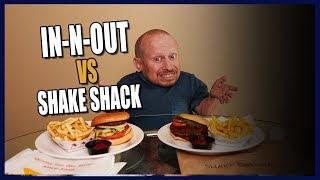 In-N-Out VS Shake Shack Taste Test!