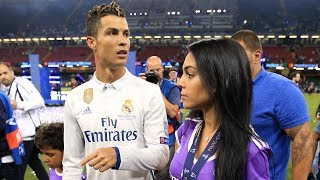 Ronaldo betrügt Freundin ?