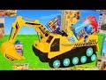 Excavator, Truck, Cars & Dump Trucks Con...mp3